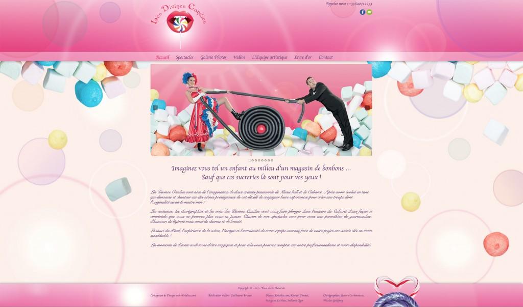 Sites Internet Webdesign Kréalise Graphisme Illustration